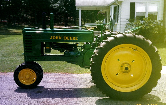 Old John Deere Tractor Parts : Dillners antique tractors john deere parts