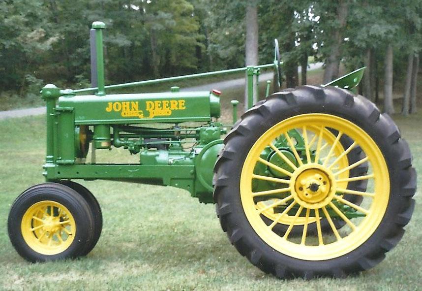 Antique John Deere Tractor Parts : Dillners antique tractors john deere parts